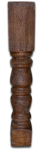 Column Rounded Wood